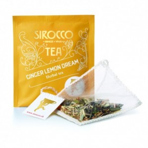 Sirocco Ginger Lemon Dream (20 bags)