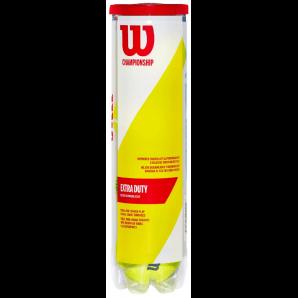 Palla da tennis Wilson Championship Extra Duty (4 lattine)