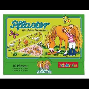 Lutz Mauder Kinderpflaster Für Pferdefans (10 Stk)