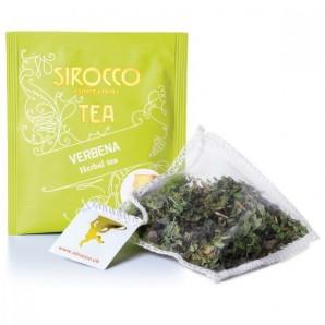 Sirocco Sachets de thé Verbena (20 sachets)