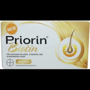 Priorin Biotin Kapseln (30 Stk)