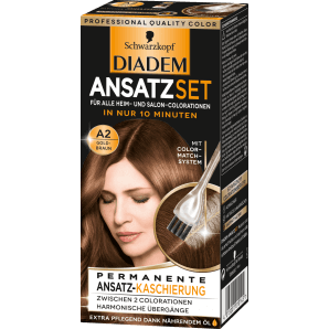 Schwarzkopf Attachment set A2 golden brown