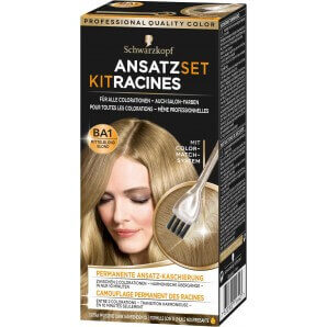 Schwarzkopf Attachment set BA1 medium blonde