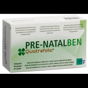 PRE-NATALBEN Kapseln (84 Stk)