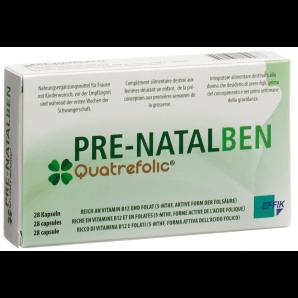 PRE-NATALBEN Kapseln (28 Stk)