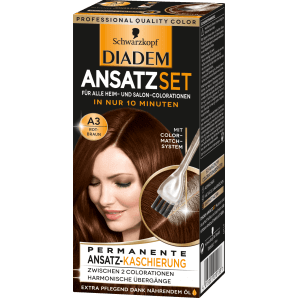 Schwarzkopf Attachment set A3 red-brown