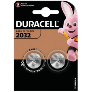 DURACELL Long Lasting Power DL / CR 2032 (2 pc)