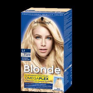 Schwarzkopf Blonde L1 Intensiv Aufheller