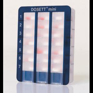 Dosett Mini dosing box (1 pc)