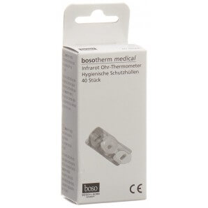 boso protective caps for Bosotherm Thermometer Medical (40 pcs.)