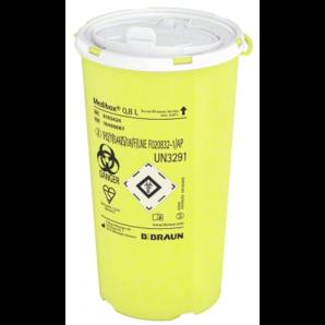 Medibox Kanülensammler 0.8L (1 Stk)