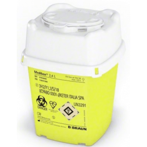 Medibox Cannula Collector 2.4L (1 pz)