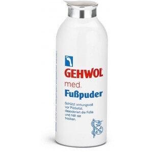 Gehwol Med izinic Boîte de poudre pour pieds (100 g)