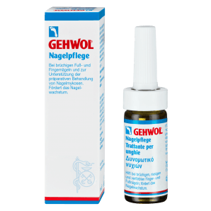 Bottiglia per la cura delle unghie GEHWOL (15ml)