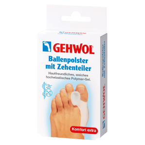 GEHWOL Bunion pad with toe divider (1 pc)