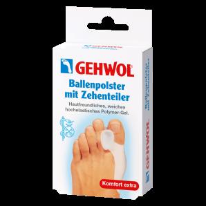 GEHWOL Coussinet anti-oignons avec séparateur d'orteils (1 pièce)