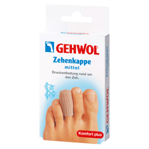 GEHWOL Toe cap polymer gel medium (1 pc)