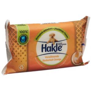 Hakle Feucht Verwöhnende Sauberkeit Orange Refill (38 Stk)