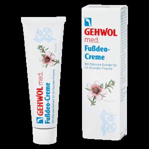 GEHWOL med Fussdeo-Creme (125ml)