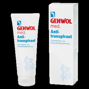Gehwol Med Antitraspirante (125ml)