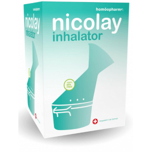 Nicolay inalatore di vapore (1 pz)