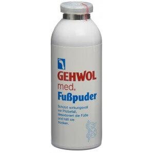 Gehwol Med Polvere di piedi in scatola (100g)