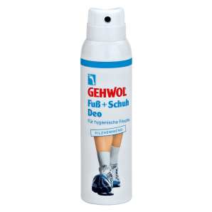 GEHWOL Deodorante per piedi e scarpe (150ml)