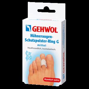 GEHWOL Hühneraugen-Schutzpolster-Ring G (3 Stk)