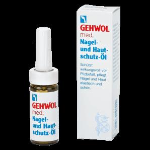 Gehwol Med Olio protettivo per unghie e pelle (15ml)