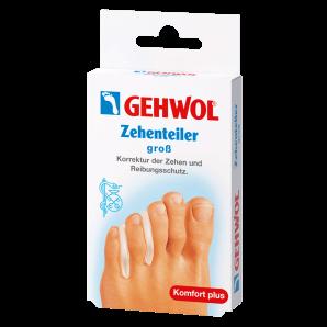 GEHWOL Gel polimerico divisore per dita dei piedi grande (3