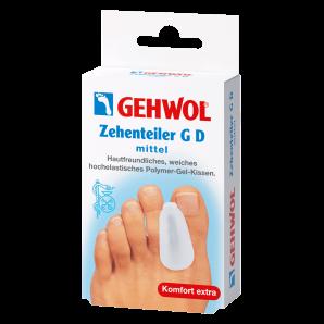 GEHWOL Zehenteiler G D mittel (3 Stk)
