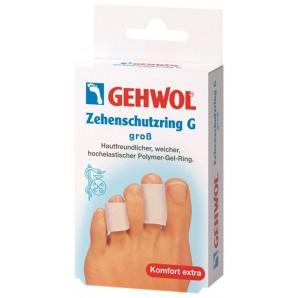 GEHWOL Zehenschutzringe G 36mm gross (2 Stk)