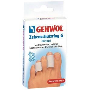 GEHWOL Zehenschutzringe G 30mm mittel (2 Stk)