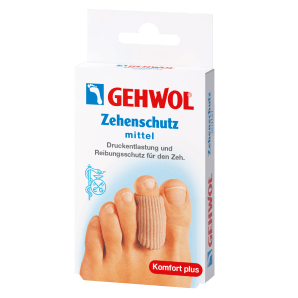 GEHWOL Zehenschutz Polymer-Gel mittel (2 Stk)