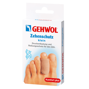 GEHWOL Toe Protection Polymer Gel piccolo (2 pezzi)