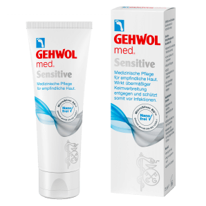 Gehwol Med Tubo Sensitive (75ml)