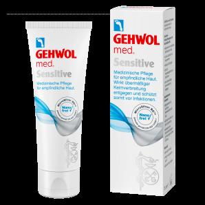Gehwol Med Tubo Sensitive (125ml)