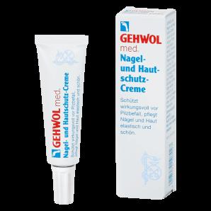 Gehwol Med Tubo di crema protettiva per unghie e pelle (15ml)