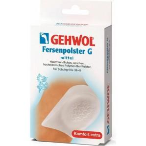 GEHWOL Fersenpolster G mit Gelwellen mittel (1 Paar)