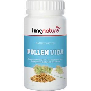 kingnature Pollen Vida Kapseln (90 Stk)