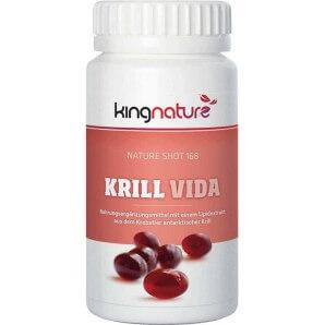 kingnature Krill Vida Kapseln (120 Stk)