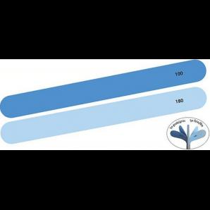 HERBA Nagelfeile 6-Schichtig 100/180 Körnung blau (1 Stk)