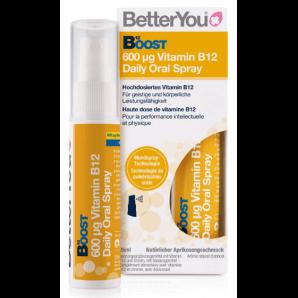 BetterYou B12 Boost 600µg Daily Oral Spray (25ml)