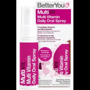 BetterYou MultiVit Daily Oral Spray (25ml)