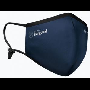 livinguard Pro Mask blau, Grösse M (1 Stk)