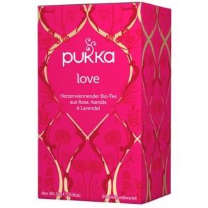 Pukka love thé biologique (20 sachets)