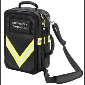 STAVANGER + COMPACT Rettungsrucksack schwarz, light (1 Stk)