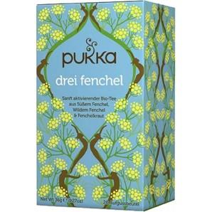 Pukka trois thés au fenouil biologique (20 sachets)