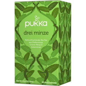 Pukka three mint tea organic (20 bags)