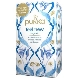 Pukka - Feel New Tee Bio...